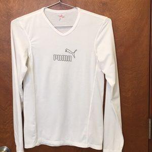 Puma shirt never worn size medium